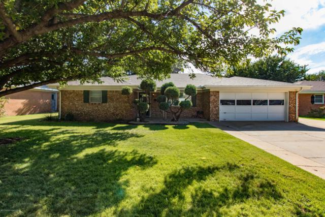 4018 Tulane Dr, Amarillo, TX 79109 (#17-108592) :: Elite Real Estate Group