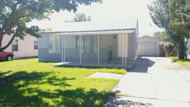 4648 Crockett St, Amarillo, TX 79110 (#17-108596) :: Keller Williams Realty