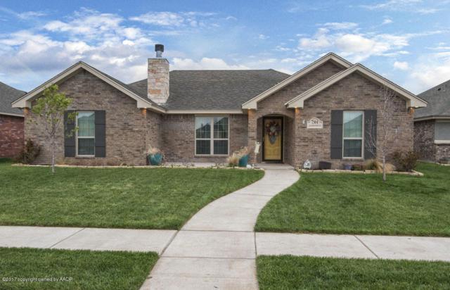 7304 Jacksonhole Dr, Amarillo, TX 79118 (#17-108644) :: Edge Realty