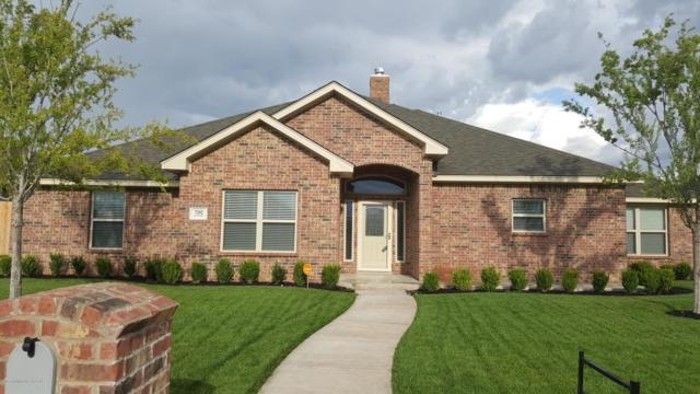 7502 Jacksonhole Dr, Amarillo, TX 79118 (#17-108645) :: Edge Realty