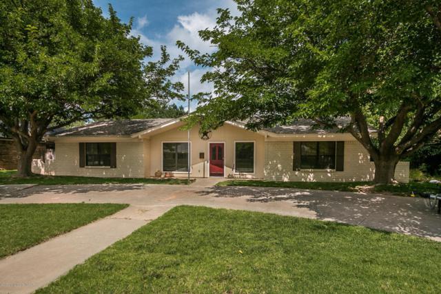 3903 Huntington Dr, Amarillo, TX 79109 (#17-108801) :: Keller Williams Realty
