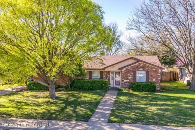 6019 Hanson Rd, Amarillo, TX 79106 (#17-109167) :: Keller Williams Realty