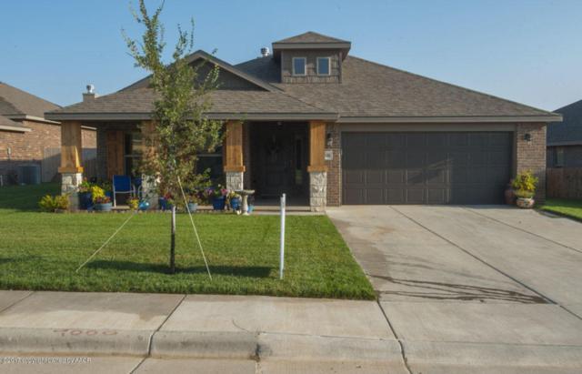 9000 Witmer Ct, Amarillo, TX 79119 (#17-109276) :: Keller Williams Realty