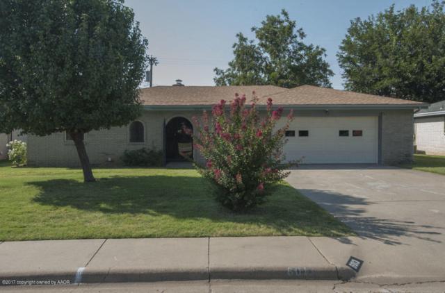 6013 Oxbow Trl, Amarillo, TX 79106 (#17-109298) :: Keller Williams Realty