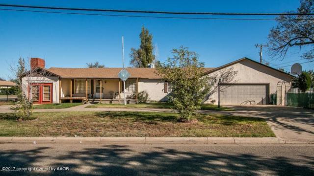 1401 Bolton St S, Amarillo, TX 79104 (#17-109341) :: Gillispie Land Group