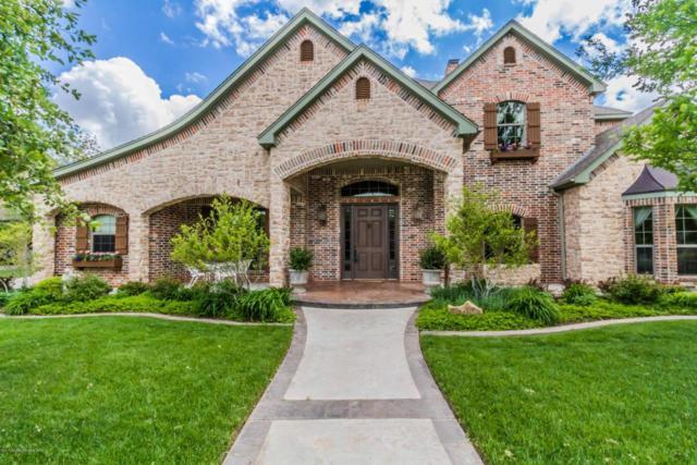 7411 Park Ridge Dr, Amarillo, TX 79119 (#17-109391) :: Edge Realty