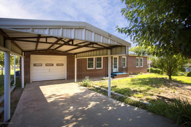 720 4th W, Clarendon, TX 79226 (#17-109465) :: Elite Real Estate Group