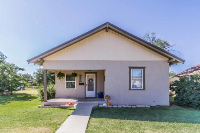 1406 2nd Ave, Canyon, TX 79015 (#17-109479) :: Keller Williams Realty