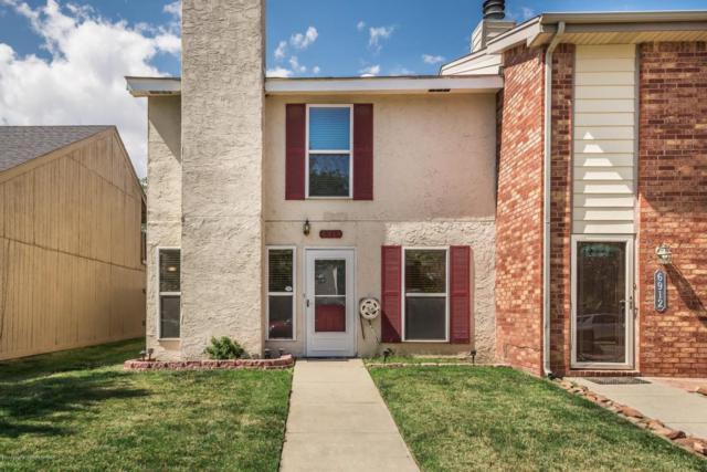 6914 Hurst St, Amarillo, TX 79109 (#17-109557) :: Keller Williams Realty