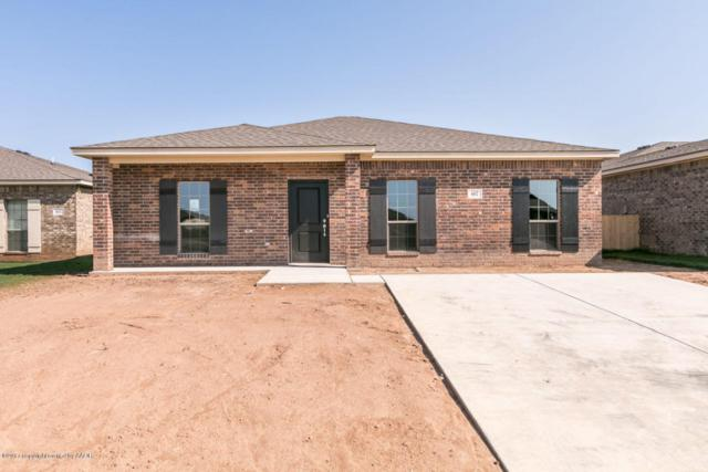 607 Lochridge, Amarillo, TX 79120 (#17-109574) :: Keller Williams Realty