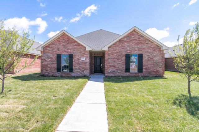7915 Crestline, Amarillo, TX 79120 (#17-109583) :: Edge Realty