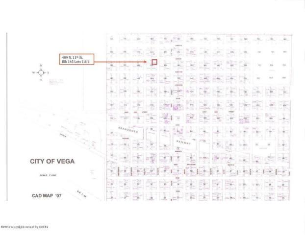 409 11th Street N, Vega, TX 79092 (#17-110031) :: Edge Realty