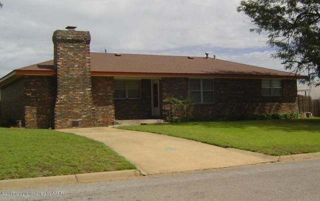 906 Houston Street S, Shamrock, TX 79079 (#17-110046) :: Edge Realty