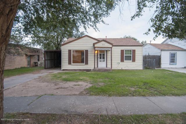 2613 Sanborn St, Amarillo, TX 79107 (#17-110369) :: Elite Real Estate Group
