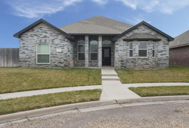 8512 Taos Dr, Amarillo, TX 79118 (#17-110493) :: Keller Williams Realty