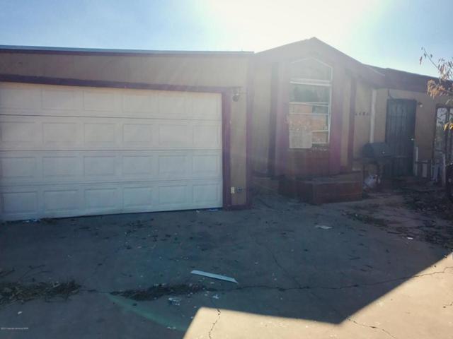 5406 Saratoga Dr, Amarillo, TX 79108 (#17-110559) :: Edge Realty