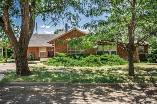 105 41st Ave, Amarillo, TX 79110 (#17-110819) :: Elite Real Estate Group
