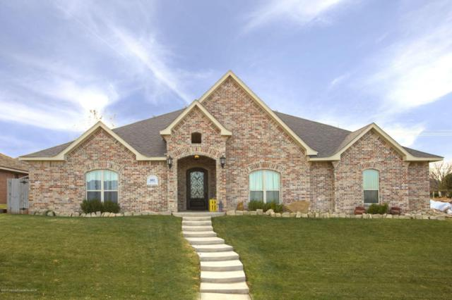 6813 Lost Canyon Dr, Amarillo, TX 79124 (#17-110924) :: Elite Real Estate Group