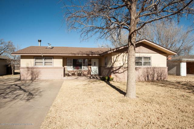 4220 Jennie Ave, Amarillo, TX 79106 (#17-111091) :: Elite Real Estate Group