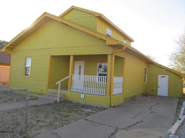 305 Johnson St N, Amarillo, TX 79107 (#17-111152) :: Edge Realty