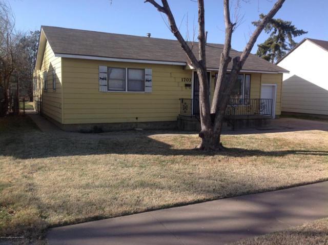 1703 Spring St, Amarillo, TX 79107 (#17-111163) :: Edge Realty