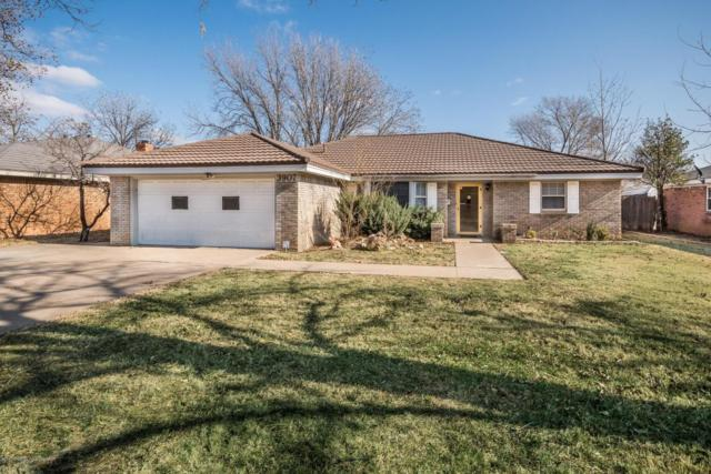 3907 Danbury Dr, Amarillo, TX 79109 (#17-111178) :: Elite Real Estate Group