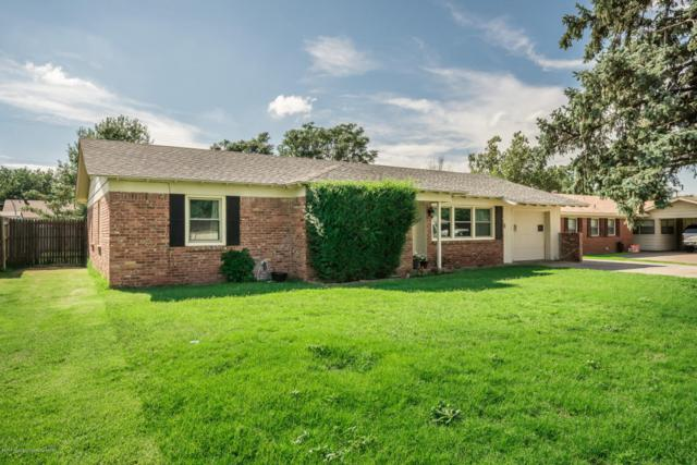 3314 Janet Dr, Amarillo, TX 79109 (#18-111628) :: Elite Real Estate Group