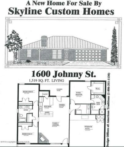 1600 Johnny Ave, Amarillo, TX 79124 (#18-111676) :: Elite Real Estate Group