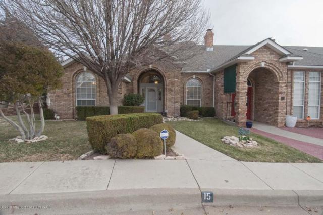 1300 Westcliff Pkwy #15, Amarillo, TX 79124 (#18-111698) :: Elite Real Estate Group