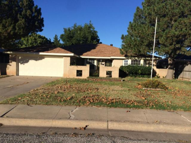3429 Amherst Dr, Amarillo, TX 79109 (#18-111802) :: Keller Williams Realty