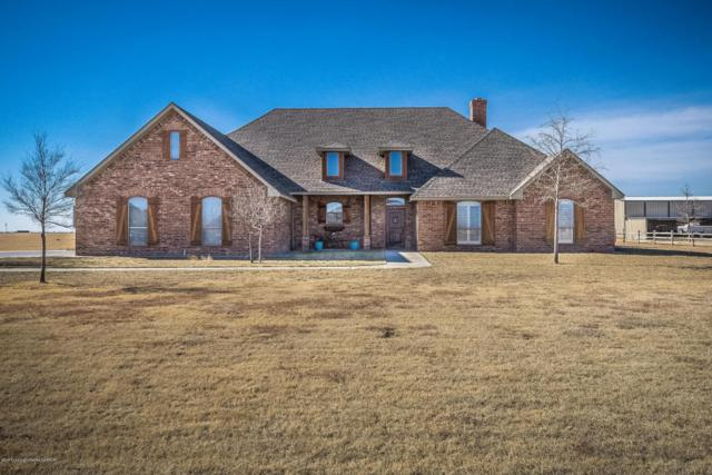 17450 White Wing Rd, Canyon, TX 79015 (#18-111861) :: Gillispie Land Group