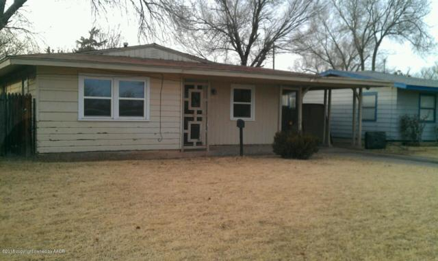 3812 Gables St, Amarillo, TX 79110 (#18-111866) :: Gillispie Land Group