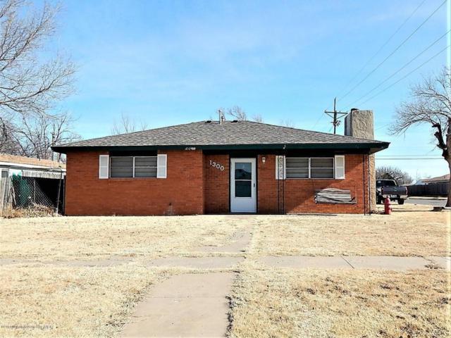 1300 Tyler St, Amarillo, TX 79107 (#18-111888) :: Elite Real Estate Group