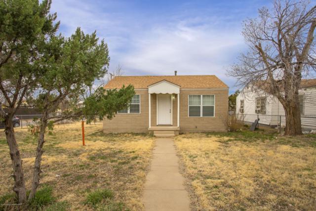 1901 Nelson St, Amarillo, TX 79107 (#18-112158) :: Gillispie Land Group