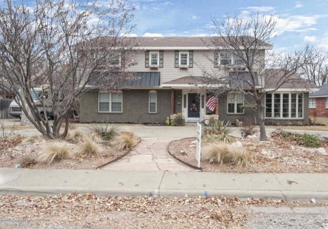 3409 Carlton Dr, Amarillo, TX 79109 (#18-112367) :: Elite Real Estate Group
