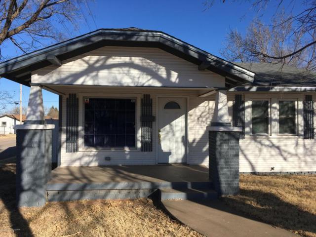 201 Fairmont St, Amarillo, TX 79101 (#18-112398) :: Edge Realty