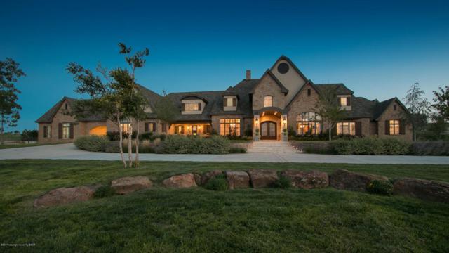 9 Stoneridge Dr, Amarillo, TX 79124 (#18-112482) :: Gillispie Land Group