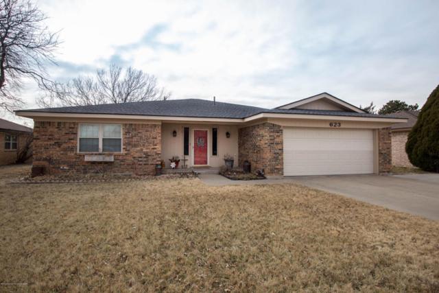 623 Forrest Dr, Dumas, TX 79029 (#18-112688) :: Elite Real Estate Group