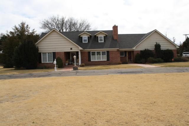1609 W. Bedford, Dimmitt, TX 79027 (#18-112710) :: Elite Real Estate Group