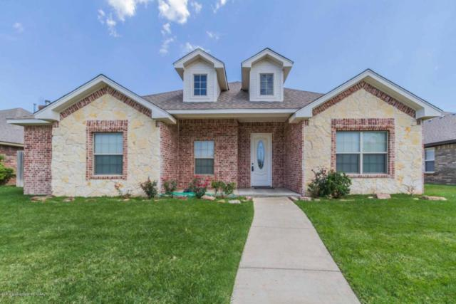 6411 Nancy Ellen St, Amarillo, TX 79119 (#18-112752) :: Keller Williams Realty