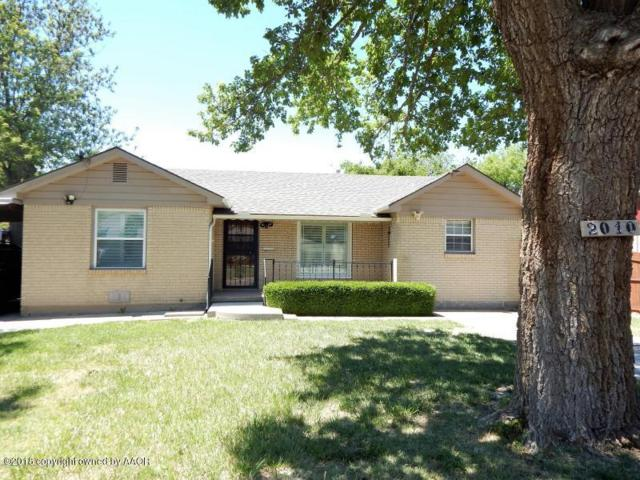 2010 Crockett St, Amarillo, TX 79109 (#18-112840) :: Edge Realty