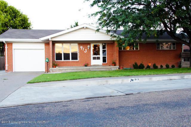 913 Loyola, Perryton, TX 79070 (#18-112876) :: Edge Realty