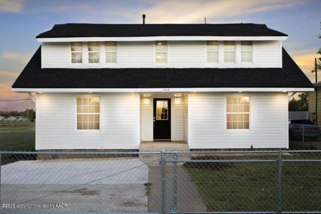 1415 12th Ave NW, Amarillo, TX 79107 (#18-112923) :: Edge Realty