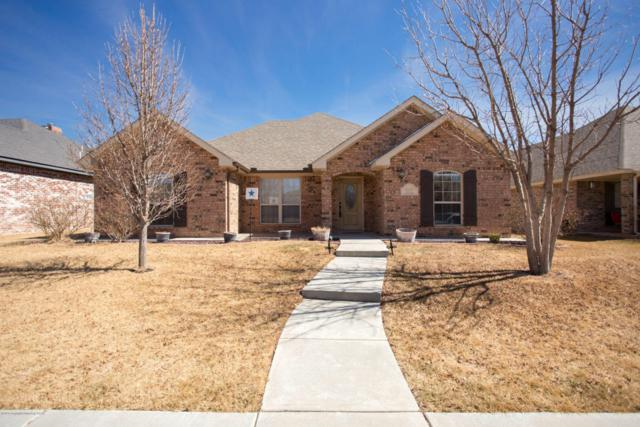 8103 Little Rock Dr, Amarillo, TX 79118 (#18-112960) :: Edge Realty