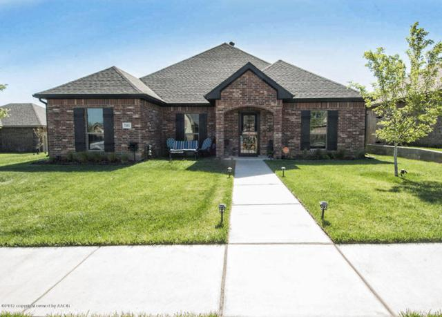 7503 Jacksonhole Dr, Amarillo, TX 79118 (#18-112961) :: Keller Williams Realty
