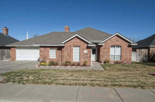 6906 Newport Dr, Amarillo, TX 79124 (#18-113008) :: Edge Realty