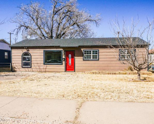 3815 Ransome Dr, Amarillo, TX 79107 (#18-113036) :: Edge Realty