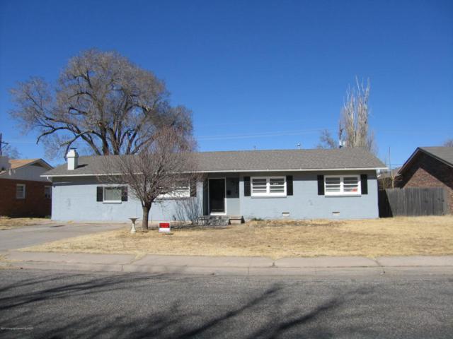 3104 Mockingbird Ln, Amarillo, TX 79109 (#18-113058) :: Edge Realty