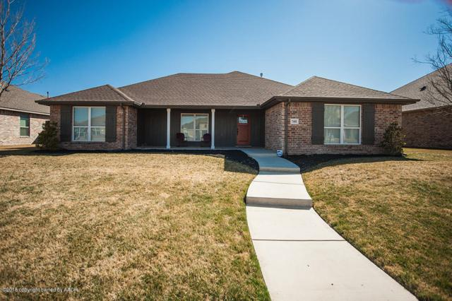 7405 Columbus Dr, Amarillo, TX 79118 (#18-113121) :: Edge Realty