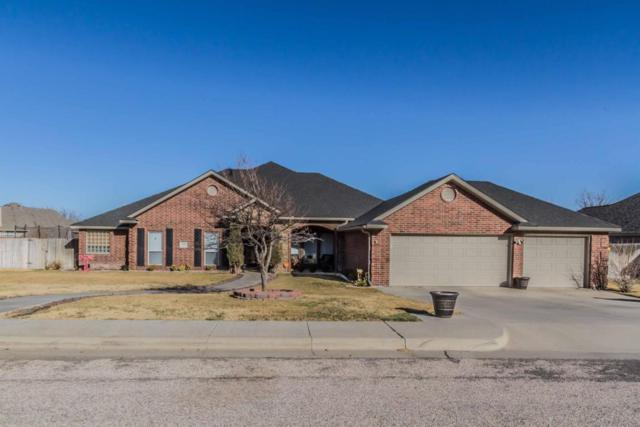 2702 Sweetgum Ln, Amarillo, TX 79124 (#18-113128) :: Edge Realty